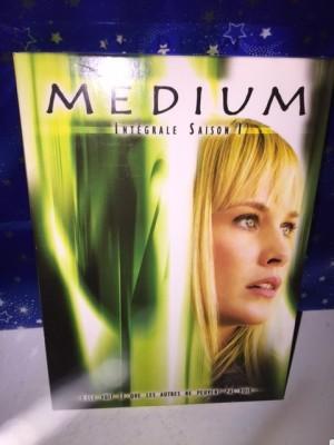 "DVD Saison 1 ""MEDIUM"" occasion"