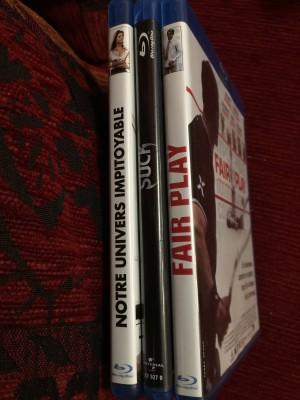 Lot de 3 Blu-ray occasion
