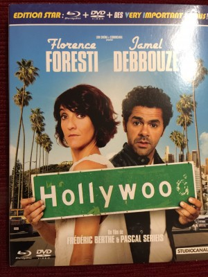 """Bluray """"HOLLYWOO"""" Occasion"""