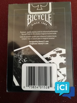 "Jeu de Carte BICYCLE Collector ""GARDIANS"""