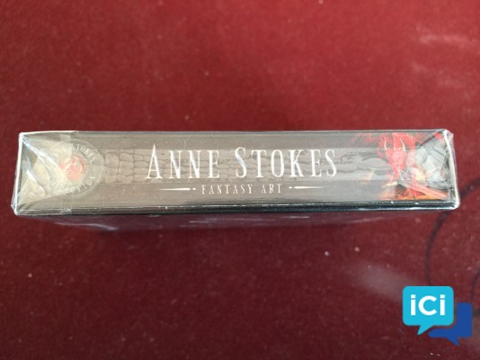 "Lot cartes Collector BICYCLE ""ANNE STOKE COLLECTION"""