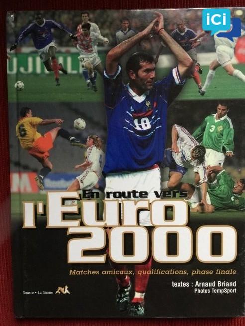 En route vers l'euro 2000