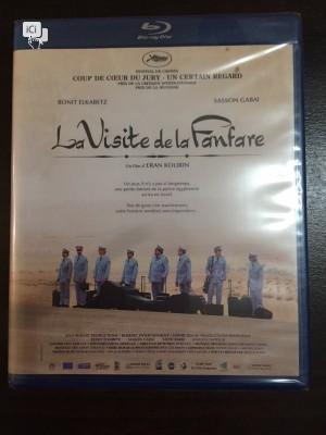 Bluray La visite dela Fanfare - Neuf