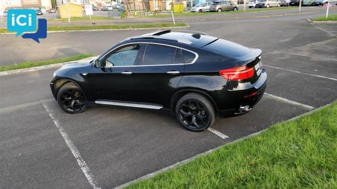 BMW X6 3.0D 245CV Full option 5 place 2011 phase 2