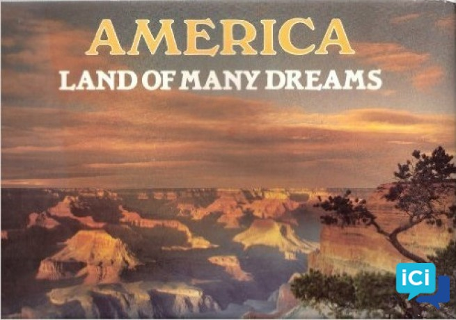 is america the land of dreams The author is a forbes  the song she wrote for the discover america campaign, 'land of dreams  in the video for 'land of dreams,' cash is.