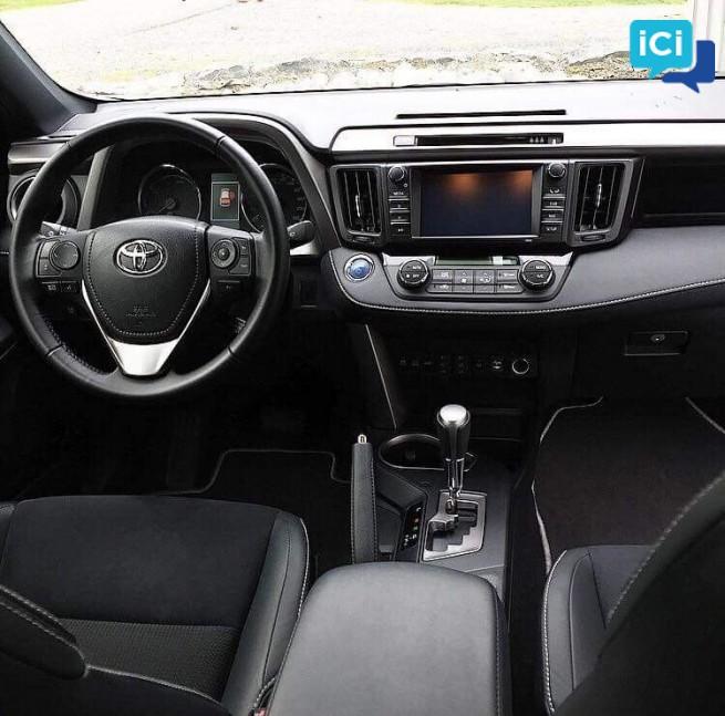 titre :Toyota RAV4