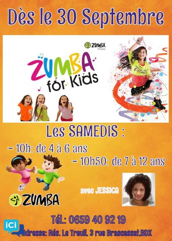 Cours de Zumba/Salsa/Bachata/Kizomba...