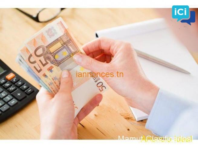 Offre de prêt entre particulier au taux de 3%.