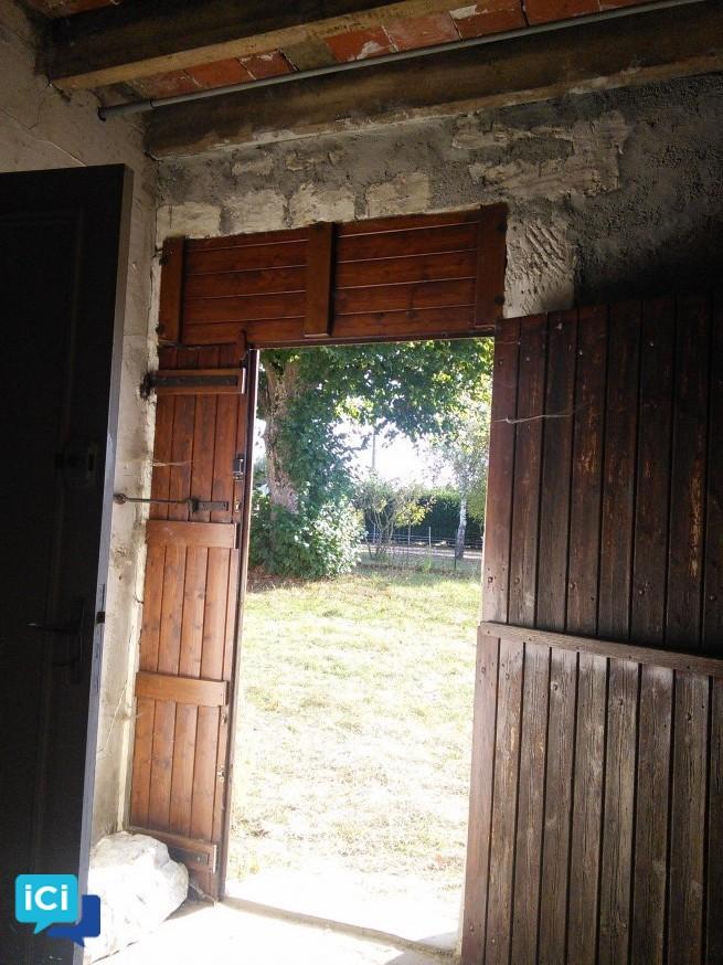 Porte fermiere