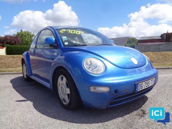 Volkswagen new beetle 1,9l tdi 90cv ct ok