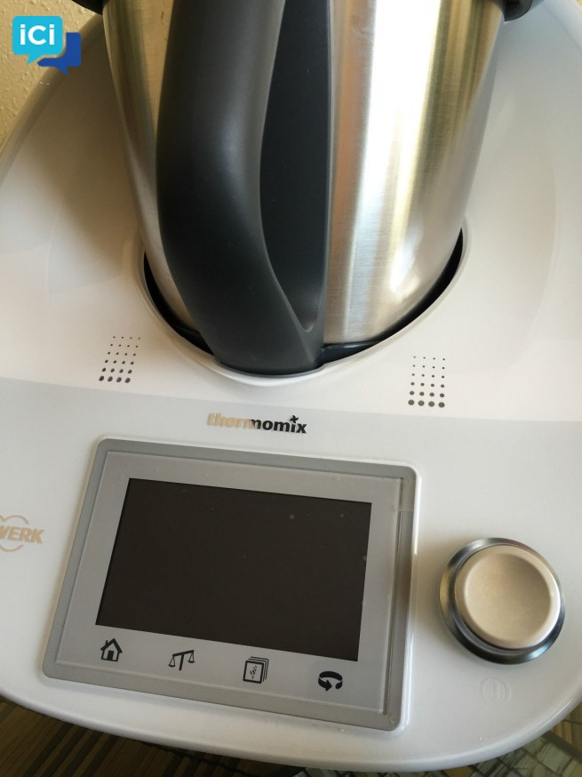 THERMOMIX TM5 CONNECTE A WIFI+COOK KEY+FACTURE