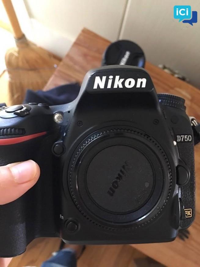 Nikon d750+ AF-S Nikkor 24-120mm