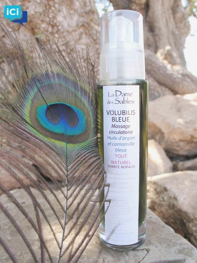 Huile de massage à l'huile d'argan