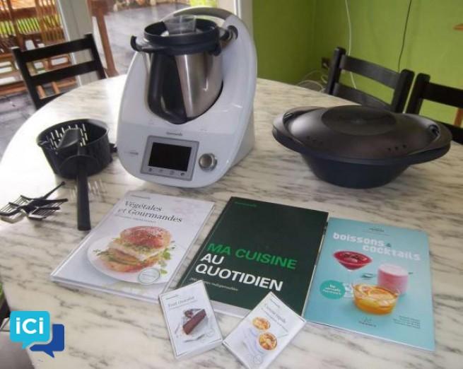 robot de cuisine thermomix TM5