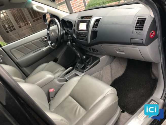 Toyota Hilux Double Cab Executive 4x4