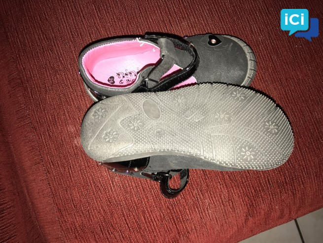 Chaussures petite filles