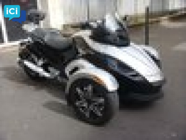 Can-am spyder a 2008