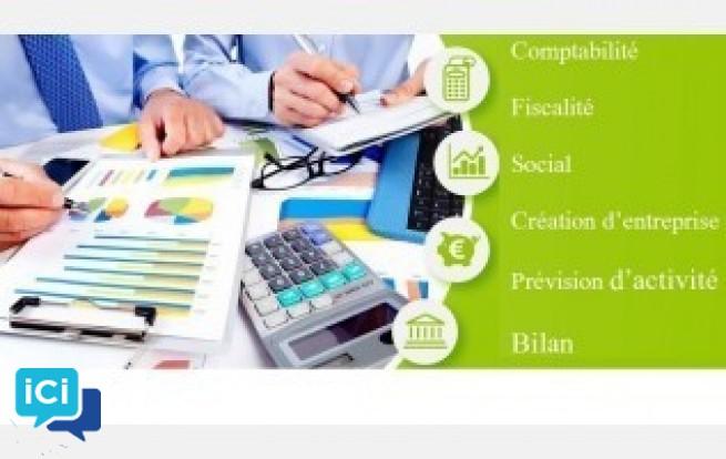 Comptabilité bilans paies dsn créations d'entreprises