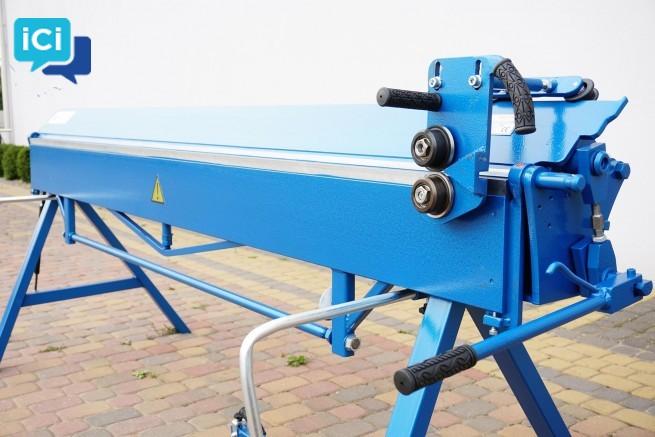 Plieuse de tôle, modele ZGR 2640/0,8mm