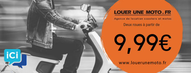 Louerunemoto.fr - Location de moto et scooter Paris
