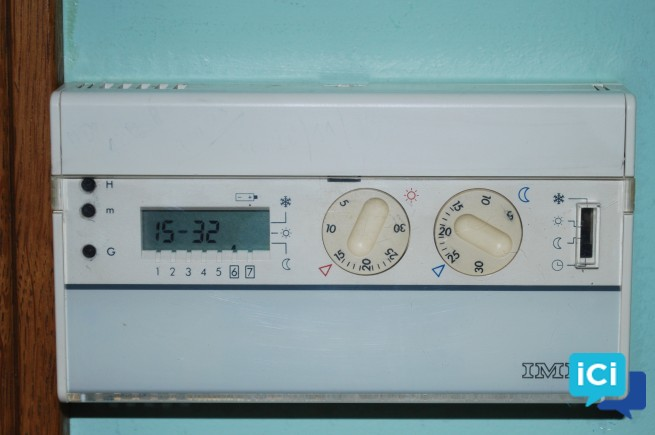 thermostat programmable IMIT