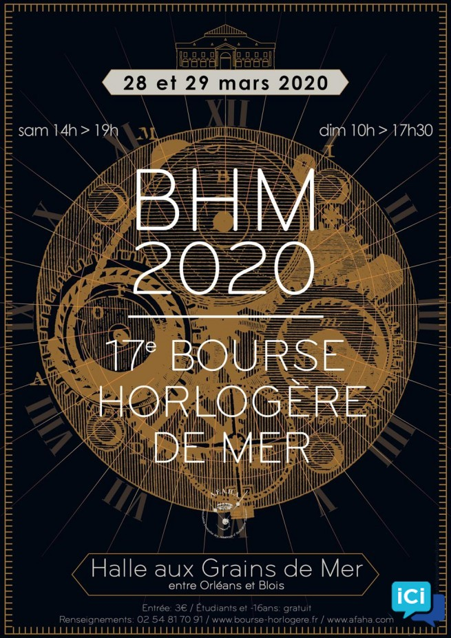 Bourse Horlogère de Mer 2020