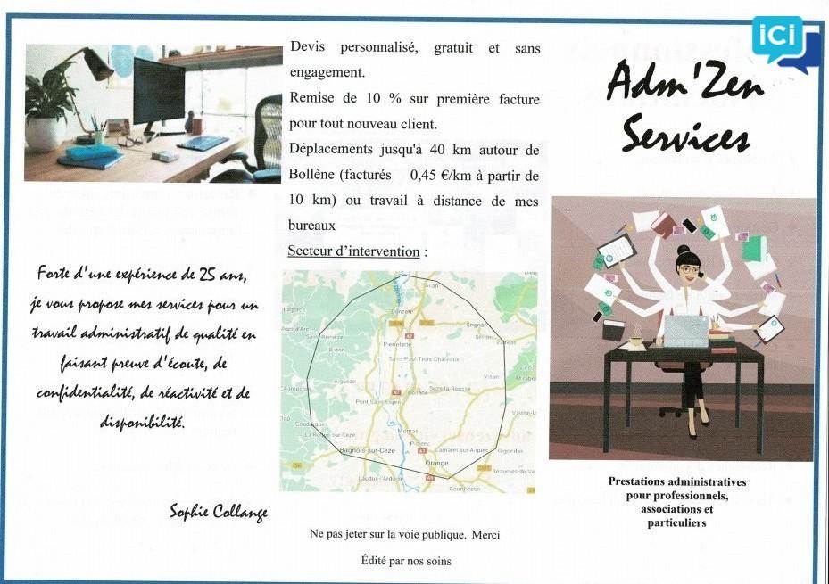 Aide administrative / Écrivain Public