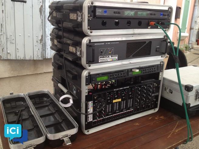 Sonorisation 100 volt