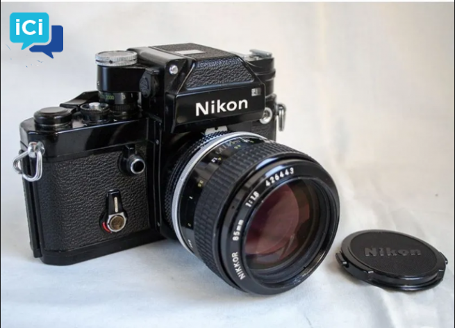 Nikon Photomic F2 Black