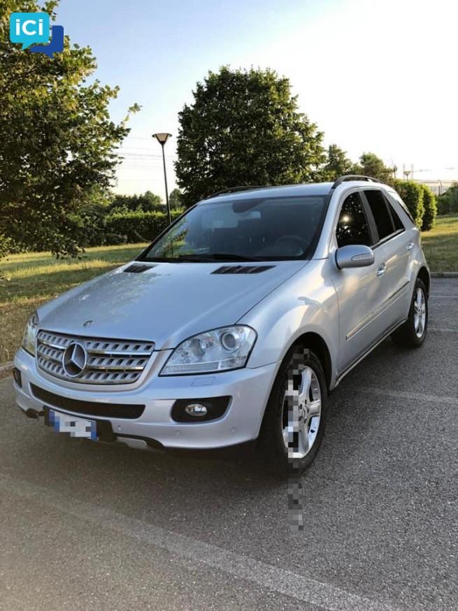 A vendre mercedes ml 320 diesel sport