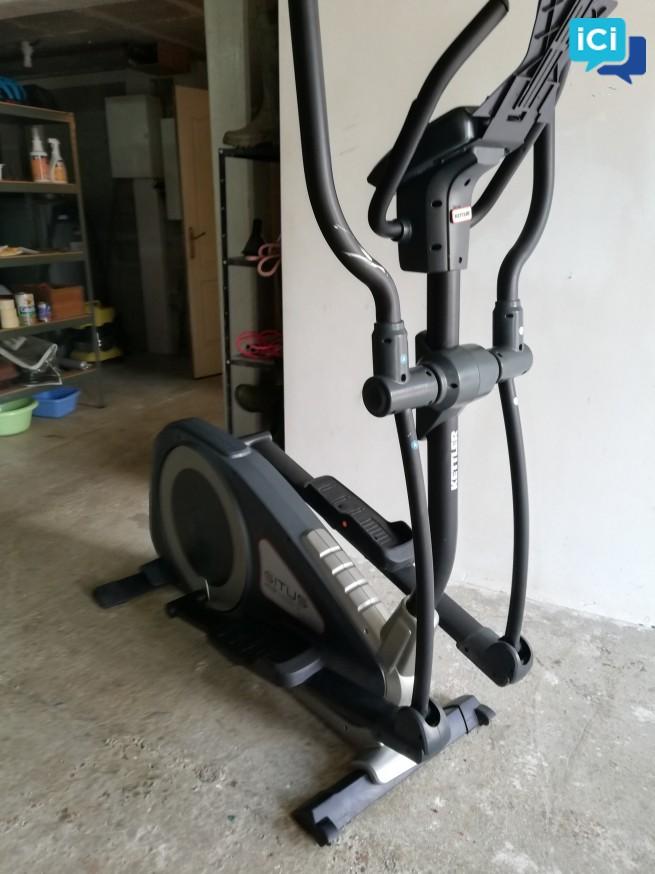 velo elliptique
