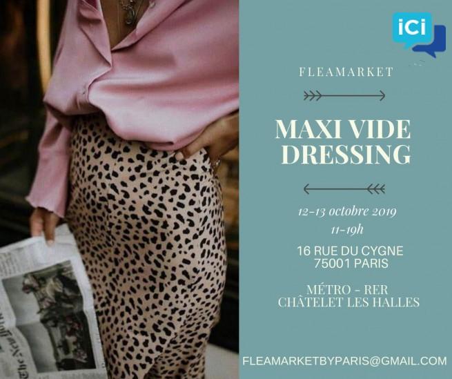 Maxi vide dressing - Fleamarket