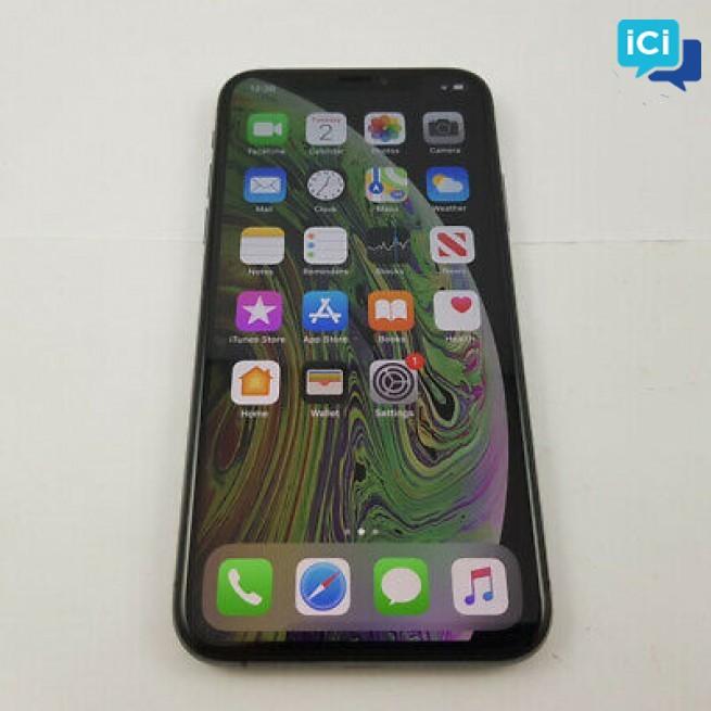 Apple iPhone XS 64 Go Space Gray débloqué occasion