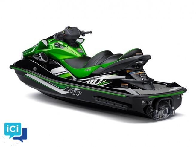 jet Ski de marque Kawasaki
