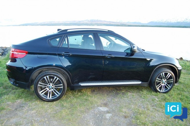 Voiture occasion  BMW X6