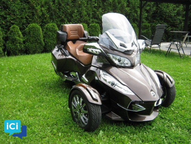 Can-Am Spyder Limited
