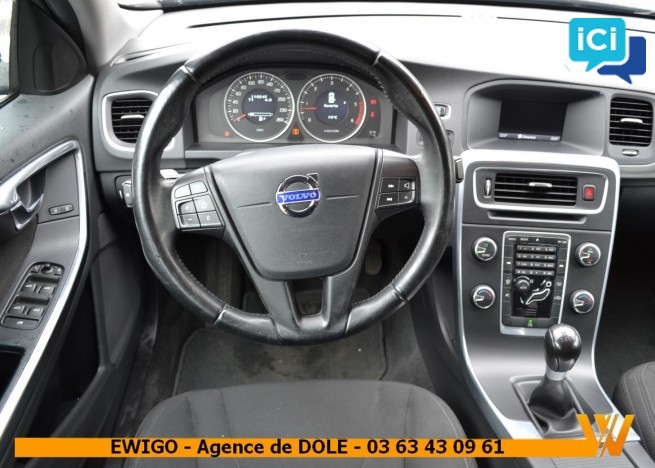VOLVO S60  II D3 136 CV KINETIC