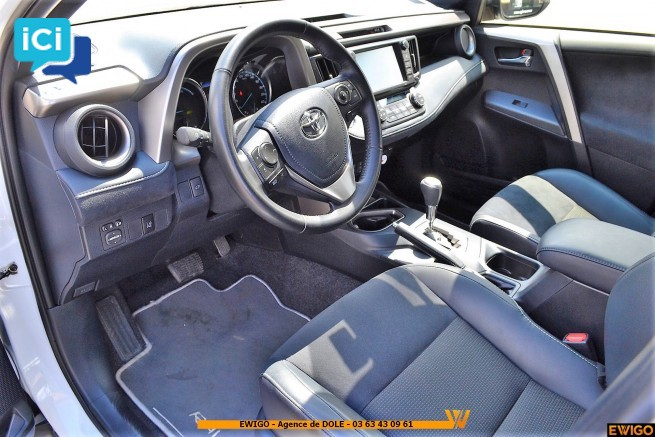 TOYOTA RAV 4 197 HYBRIDE 2WD Black Edition