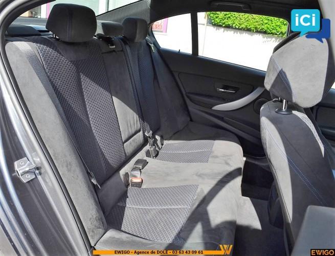 BMW SERIE 3 VI (F30) 318 DA 143 CH M Sport