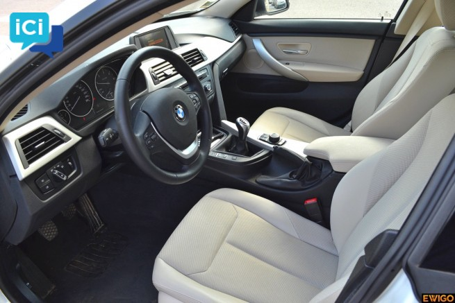 BMW SERIE 4 GRAN COUPE 418d 150 CH LOUNGE