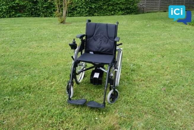 Don de fauteuil roulant electrique 630E