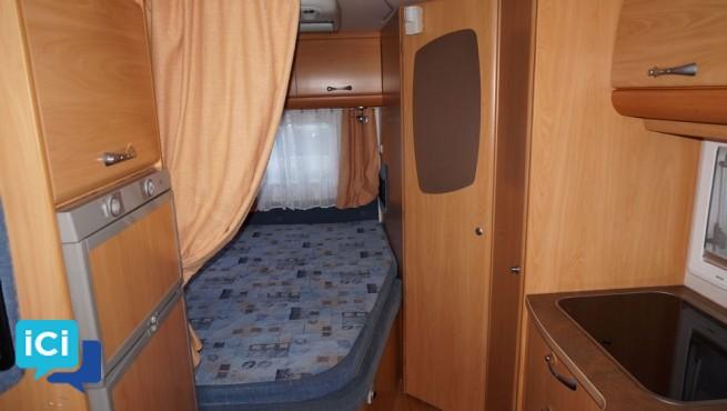 Camping Car Renault Master DCI 140 3.0l 83