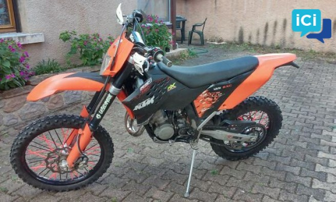KTM EXC 125 2008