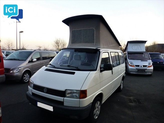 VOLKSWAGEN California 2.4 D 4 couchages
