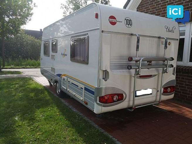 Caravane Bürstner Ventana 455 TS