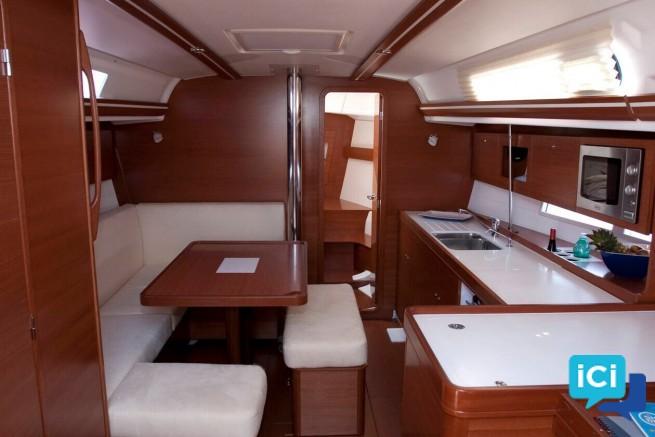 Location Voilier Dufour 375 GL - 3 cabines Var