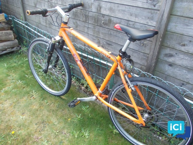 vélo vtt HOMME