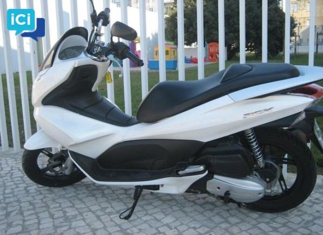 JE DONNE MA MOTO SCOOTER HONDA PCX 125 GRATUIT