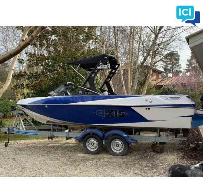 bateaux Axis t22 2018