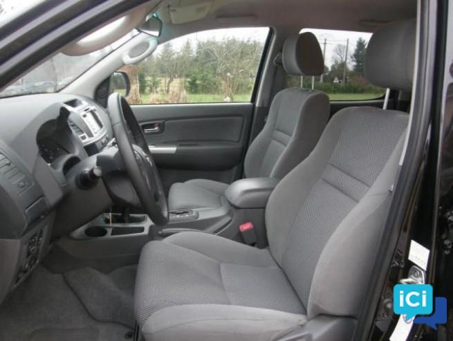 Toyota Hilux iii 171 d-4d legende double cabine